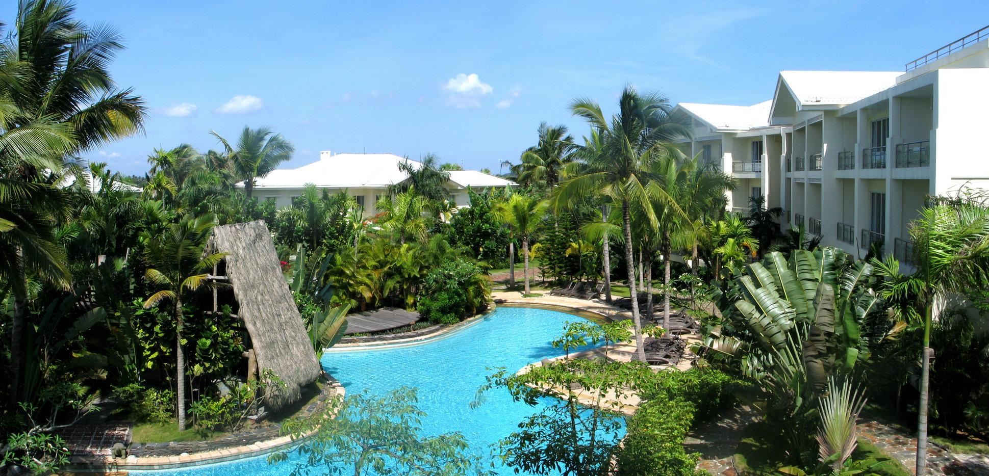 五星酒店 > 博鳌金海岸温泉大酒店     棕榈岛 &