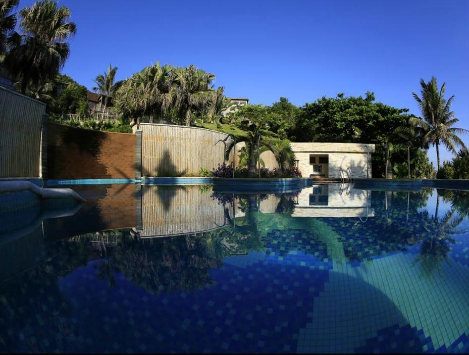 海岛旅游度假酒店